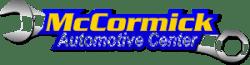 McCormick Automotive Center Logo